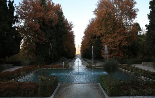 باغ شاهزاده ماهان توسط عبدالحمید میرزا ناصر الدوله فرمانفرما در دورهٔ قاجار احداث گردید.